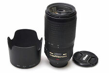 Nikon 70-300 mm f/4.5-5.6 AF-S VR G IF ED