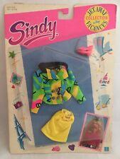 Vintage Sindy Prototype Sample Hasbro JET AWAY COLLECTION VACATION JACKET SKIRT