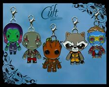 Guardians of the Galaxy metal & enamel pet cat dog collar charms charm