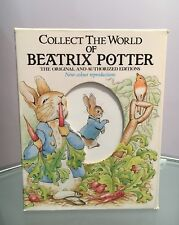 The World of Beatrix Potter – Peter Rabbit Collection - 4 Hardback Books