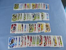 COLLECTOR DREAMWORKS 2011 gros lot 629 autocollants stickers cartes CORA MATCH