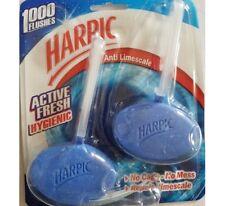 Bloque De Inodoro Harpic Anti Cal Colgador Active Fresh higiénico limpiador limpias