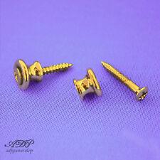 Attache Courroie Gotoh Style Gibson Strap Button Gold AP6695-002