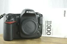 Nikon D300s Body (14,xxx) DSLR Dx Camera