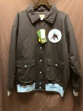 Stall Dean Los Angeles Jacket Brand New With Tags For Men Size 4XL Navy Blue