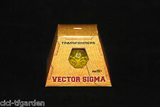 Transformers Takara Masterpiece MP-10 Optimus Prime Vector Sigma Only New Mint