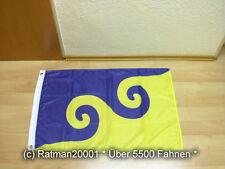 Fahnen Flagge Karmapa Flagge Traumfahne Digitaldruck - 60 x 90 cm