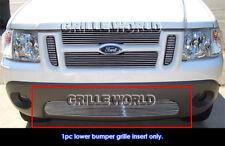 Fits 2001-2006 Explorer Sport/Sport Track Lower Bumper Billet Grille