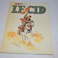 LE CID BD Mon Journal 1974 French Comic Antonio Hernandez Placios - rj
