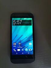 HTC One mini 2 16GB Gunmetal Gray Faulty (Spares & Repairs) O2 cracked screen