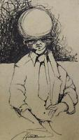 """Albert FLORES 18 Original CUBAN Fine ART Painting CUBA Latin 5x9"""""""