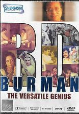 R. D. BURMAN - THE VERSATILE GENIUS - BRAND NEW MUSIC DVD - FREE UK POST