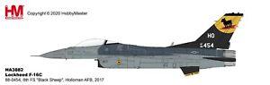 "Hobby Master HA3882, Lockheed F-16C 88-0454, 8th FS ""Black Sheep"", 1:72"
