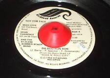 MIKE LOVE  Da Doo Ron Ron / Baby Talk 45 RECORD PROMO THE BEACH BOYS SURF ROCK
