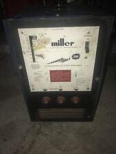 Miller Thunderbolt 225v Ac Shielded Metal Arc Welder With Cart