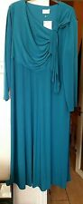 VICTORIA LAYNE vert émeraude Robe Plus Taille 26 SIMPLY BE Mariage Occasion L48IN
