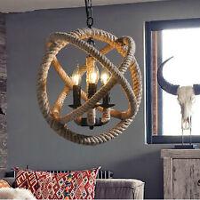 Vintage Chandelier Lighting Kitchen Bar Ceiling Lights Living Room Pendant Light
