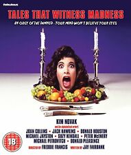 Tales That Witness Madness - DVD NEW & SEALED - Jack Hawkins
