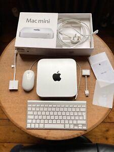 Apple Mac mini A1347 Desktop - MD387B/A (Late 2012)