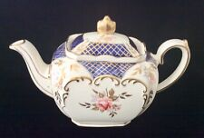 A Rarely Found Cubed Sadler England Teapot, numbered 2864