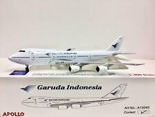 Apollo 1:400 Garuda Indonesia BOEING 747-200 TF-ATC A13045