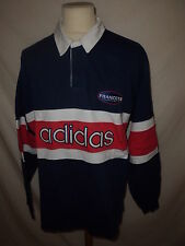 Très rare polo de football Coupe du Monde de Football 1998 Adidas Taille L