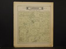 Minnesota, Cottonwood County Map, Lakeside Township, 1896 !K4#93