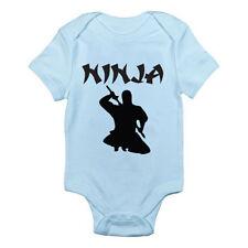 NINJA - Kung Fu / Karate / Martial Arts / Sports / Humorous Baby Grow / Suit