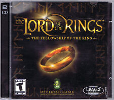 The Lord of the Rings: The Fellowship of the Ring (PC, 2002, Surreal Software)
