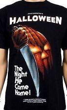John Carpenter HALLOWEEN The Night He Came Home T-SHIRT