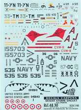 Colorado Decals 1/48 DESERT STORM Aircraft Part 1