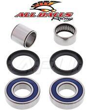 Rear Wheel Bearings Yamaha YZF-R1 02-12 ALL BALLS 25-1474