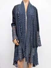 NWT Johnny Was Antoinette Crochet Jacket - XS / S - OL90630418