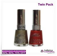 Revlon, Nail Enamel, Top Speed, Nail Polish, (Twin Pack),  Perfect Pinks !