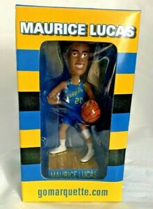 Maurice Lucas Marquette University Golden Eagles Mini Bobblehead...NEW