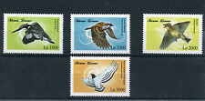 Sierra Leone 2009 MNH Birds of Africa 4v Set Kingfisher Skylark Eagle Stamps