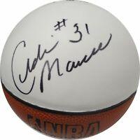 Cedric Maxwell Hand Signed Autographed Mini BasketbalBoston Celtics Plus COA