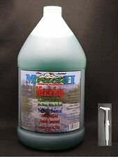 MIRACLE II SOAP REG /MOISTURIZING GAL FACTORY FRESH WITH GAL PUMP+ FREE Shipping