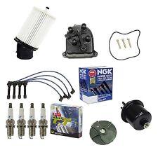 OEM Japan Cap Rotor,NGK Wires,Denso Spark Plug,Air+Gas Filter Integra GSR Type-R