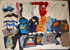 Großes Baby Bekleidungspaket, 44 Teile, Jungen Gr. 86-92