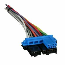 Metra 71-1858 Reverse Wiring Harness for Select 1987-2005 GM Vehicles (711858)