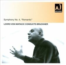 Bruckner: Symphony No. 4 / Matacic (1962), New Music
