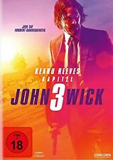 John Wick 3 DVD NEU OVP Teil 3 Keanu Reeves