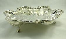 Très belle coupe sur pieds argent massif Minerve style Louis XV.
