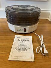 Mr.Coffee Food Dehydrator - Model FD5 - Free Shipping!