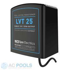 Spa Electrics Lv-25 Lv25 12v 25va Pool Light Transformer