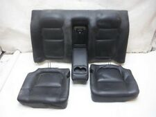 2001 ACURA CL TYPE S REAR UPPER LOWER SEAT CUSHION SET OEM 2001 2002