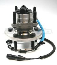 Wheel Bearing and Hub Assembly Rear Left IAP Dura 295-12312