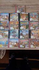 17 PC-CD -Rom Spiele