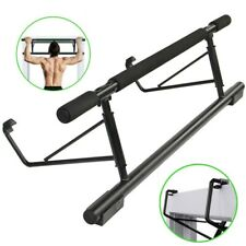 Doorway Pull Up Chin up Bar Home Gym Fitness Workout Arm Power Strength Trainer